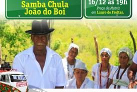 Lauro de Freitas receberá show e oficina da Caravana da Música