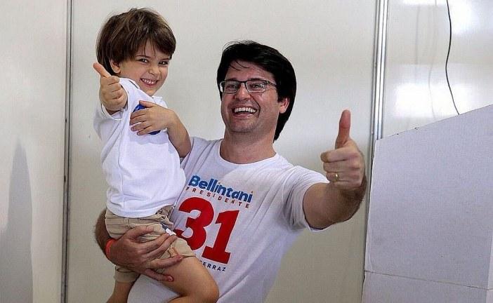 Guilherme Bellintani é o novo presidente do Bahia