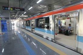 Linha 2 do metrô para após problema