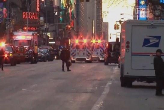 Prefeito de Nova York diz que explosão foi 'tentativa de ataque terrorista'