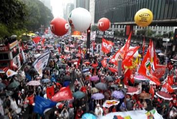 Em ofensiva pela Previdência, Temer libera R$ 500 milhões para centrais sindicais