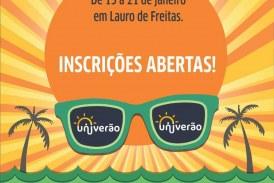 Univerão: Shows, palestras, soltura de tartarugas e muita diversão acontece neste sábado (20) na Praia de Vilas