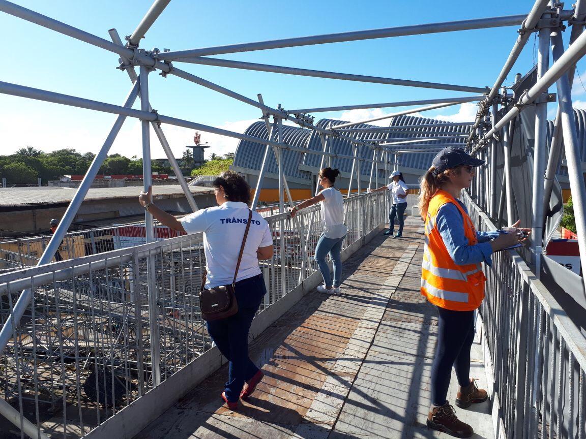 Settop inicia importante estudo de impacto causado pela obra do Metrô na Estrada do Coco