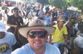 Alex Simões marca presença em cavalgada realizada em Lauro de Freitas