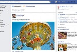 Facebook vai dar menos destaque para conteúdo jornalístico e vídeos