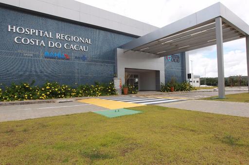 Hospital Regional Costa do Cacau alcançará 450 cirurgias em um mês de funcionamento