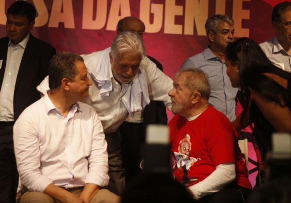 Resultado de imagem para Lula Wagner e Rui Costa