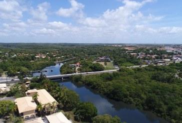 Seplan atenta ao desafio para salvar o Rio Joanes