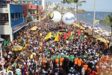 Confira a programação completa desta segunda de Carnaval em Salvador