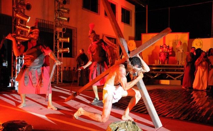 Encenação da Paixão de Cristo movimenta Semana Santa na Itinga, em Lauro de Freitas