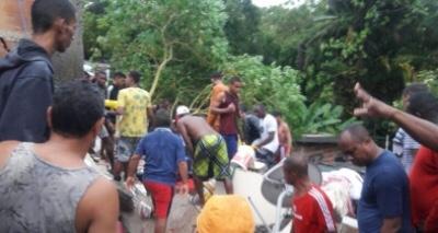Desabamento em Pituaçu deixa um morto, confirma prefeitura