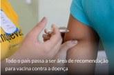 Novo boletim confirma 1.098 casos de febre amarela no País, com 340 mortes