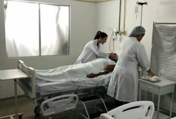 """Hospital Jorge Novis foi escolhido como locação do longa metragem """"Pequeno Gigante"""""""