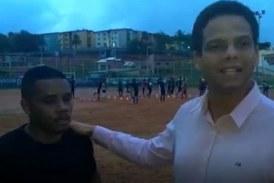 Vereador Tito Coelho apóia a escolinha de futebol do professor Guto; veja vídeo