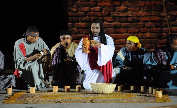 Praça da Matriz será palco da vigésima edição da Paixão de Cristo em Lauro de Freitas