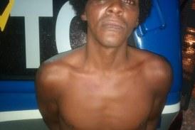 PM prende homem estuprando idosa de 63 anos no Bonfim