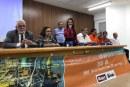 """""""Espero e estou lutando para mantermos Lídice no Senado"""", afirmou Moema Gramacho"""
