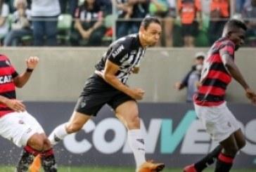 Vitória conhece sua primeira derrota no Brasileirão, diante do Atlético-MG